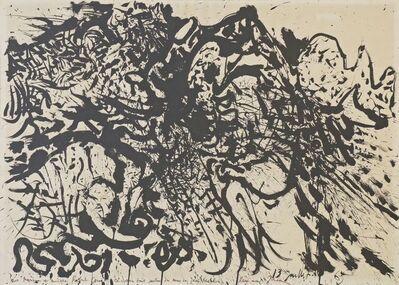 Mario Prassinos, 'Memory of Jean Moulin'