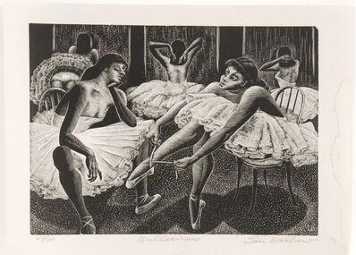 Lou Barlow, 'Ballerinas', ca. 1935