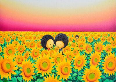 Shiro Utafusa, 'I Love You', 2019