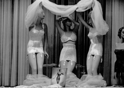 Frank Horvat, 'Underwear in Shop Window, Paris', 1956