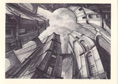 Erik Desmazières, 'Passage du Caire, 1991', 1991