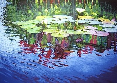 Jerry Ott, 'Untitled (nympheas #5) ', 2001