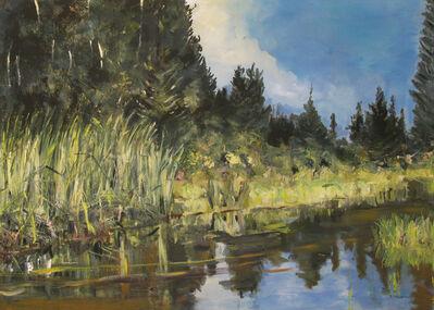 Rebecca Perehudoff, 'Canal Reeds', 2009