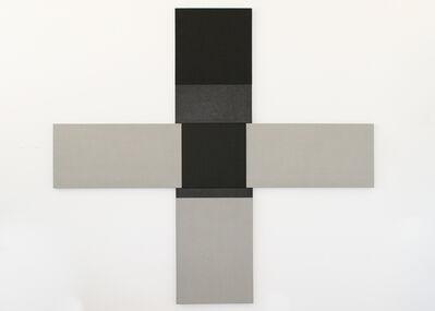Blake Baxter, 'Black Painting,  no. 38', 2017