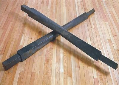 Bruce Nauman, 'Untitled (Cross beams)', 1983