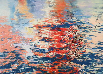 Anne Kagioka Rigoulet, 'Reflection v-1', 2014