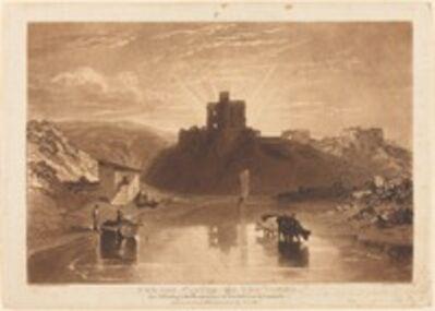 J. M. W. Turner, 'Norham Castle', published 1816