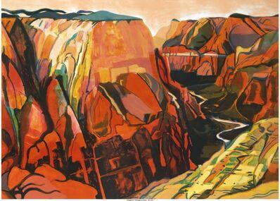 Susan Shatter, 'Grand Canyon', 1981