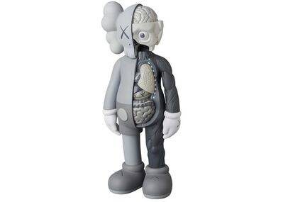KAWS, 'Kaws Companion Flayed Grey (Open Edition)', 2017