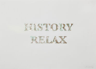 Rowan Smith, 'History Relax', 2015