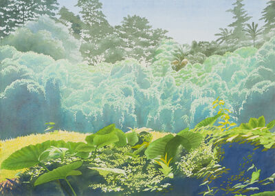 Ben Norris, 'Manoa Rainforest XXVII: Smother Me Softly', 1999