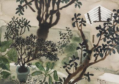 Dong Shawhwei 董小蕙, 'Courtyard Serenity', 2015