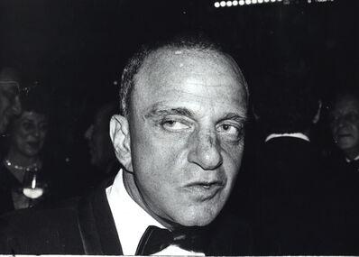 Fred W. McDarrah, 'Roy Cohn', January 22-1980
