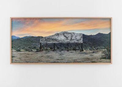 JR, 'Giants, Death Valley, Billboard, Mars 4, 2017, 5:41 pm, California, USA', 2018