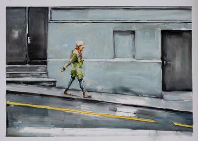 Gabriel Schmitz, 'Sidewalk Stories #1', 2020
