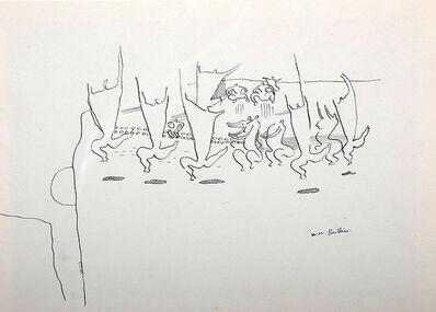 Walter Battiss, 'Dancing Figures'