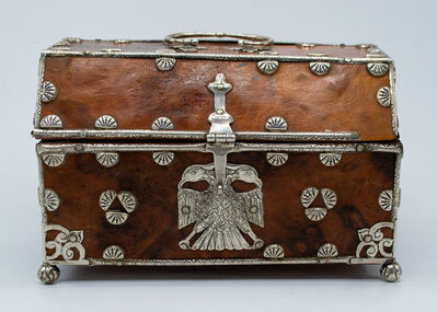 Unknown Artist, 'Mexican box ', XVII Century-XVIII Century