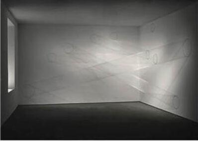 Lygia Pape, 'Ttéia, Golden strings and lights'