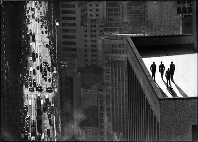 René Burri, 'Sao Paulo, Brazil', 1960