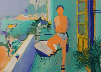 Maria José Cabral, 'Depois da praia #2', 2018