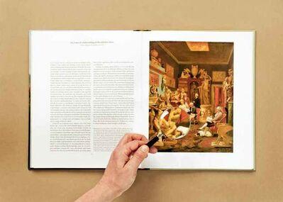 Matts Leiderstam, 'After Image (Charles Townley med vänner i sitt bibliotek vid Park Street, Westminster) ', 2011