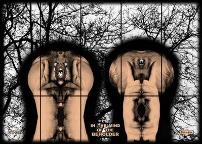 Gilbert and George, 'In the Mind of the Beholder', 2008