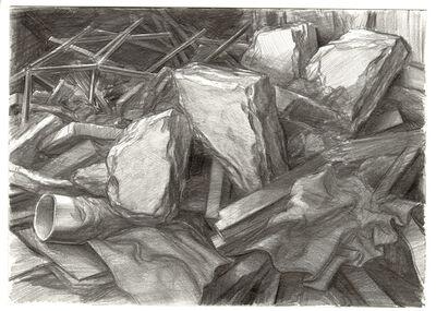 Mindaugas Lukošaitis, 'Composition 1', 2016