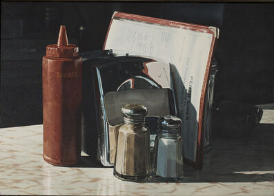 Ralph Goings, 'Perth Diner Still Life', 1980