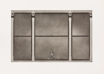 Terence Millington, 'Cat 2', 1975