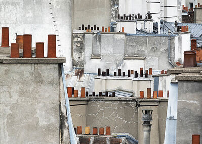 Michael Wolf (1954-2019), '# 11, Paris Rooftops', 2014