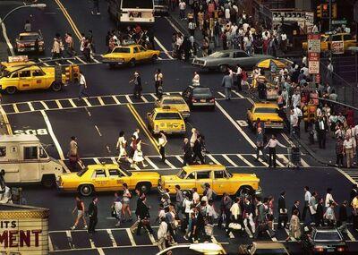 Thomas Hoepker, 'Times Square (New York)', 1983