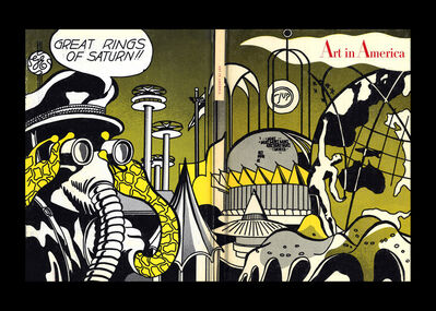 Roy Lichtenstein, 'Roy Lichtenstein The World's Fair', 1964