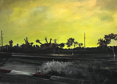 Joost Verhagen, 'A Hedland Sunset', 2019