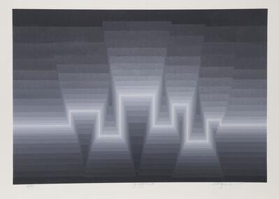Roy Ahlgren, 'Ziggurat', 1984
