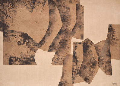 Eduardo Chillida, 'Untitled', 1959