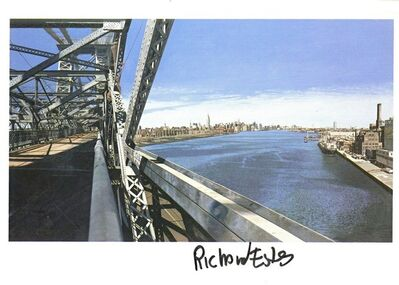 Richard Estes, 'New York Paintings (Hand Signed)', 1995