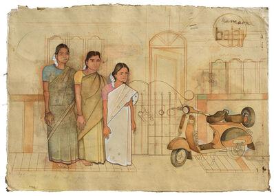 Roshan Chabbria, 'Dowry of Bajaj Scooter', 2019
