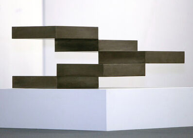 Stephan Siebers, 'CUBE IN FIVE PIECES', 2014