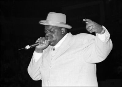 David Corio, 'Notorious B.I.G., Meadowlands, New Jersey ', 1995