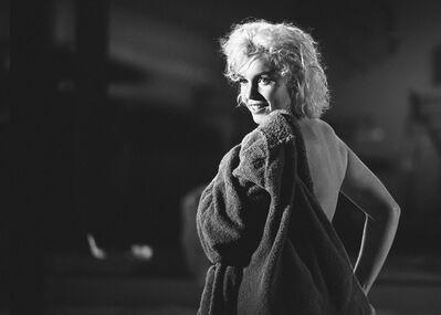 Lawrence Schiller, 'Marilyn Monroe in Robe', 1962