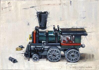 Dianne L. Massey Dunbar, 'Train Engine', 2020