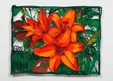 David Gerstein, 'Open Lillies', 2010