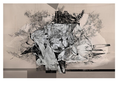 Desislava Hristova, 'Continuing movement', 2018