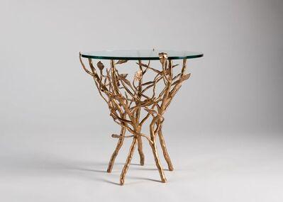 Marc Bankowsky, 'Vent dans les Feuilles, Side Table', France-2014