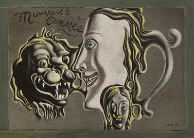 Salvador Dalí, 'Mauvaise Année', 1937