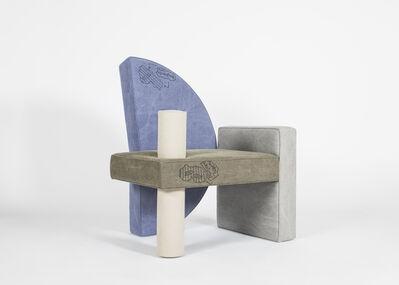 Daniel Arsham, 'Cleveland Chair III', 3019