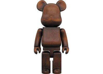 BE@RBRICK, 'KARIMOKU MODERN FURNITURE 400% WOOD', 2018