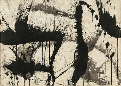 Norman Bluhm, 'Untitled'