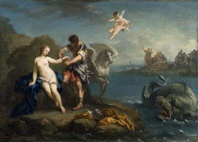 Jacopo Amigoni, 'Perseus Freeing Andromeda', late 1730s