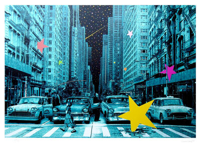 roamcouch, 'When You Wish Upon A Star - NY (Artist Proof)', 2013